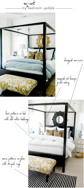 no-cost-bedroom-update