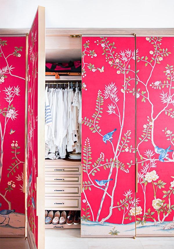 wallpaper-closet-doors