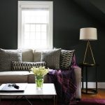 Dissecting The Details: A Modern & Moody Living Room