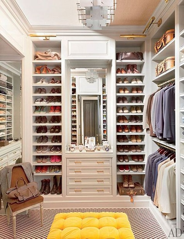 huge-closet Architectural Digest