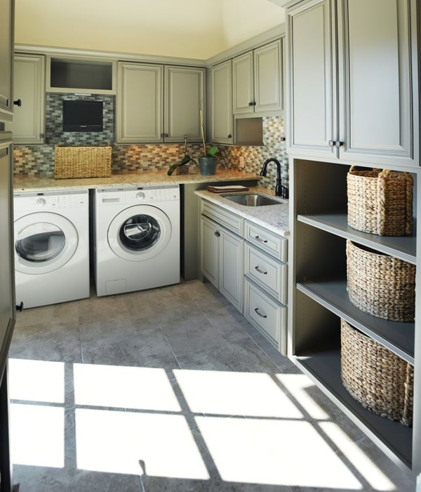 Best Organized Laundry Rooms