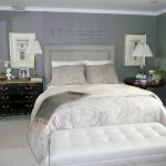 Give & Take: A Gray Master Bedroom