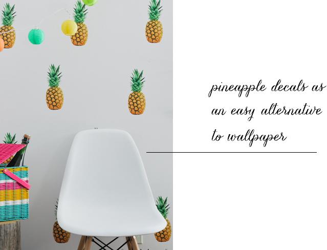 pineapple-decals