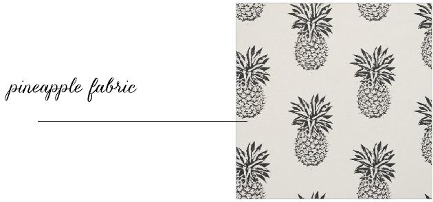 pineapple-fabric