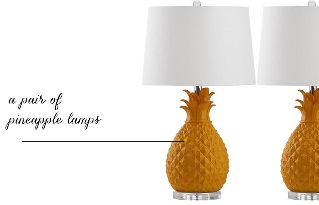 pineapple-lamps