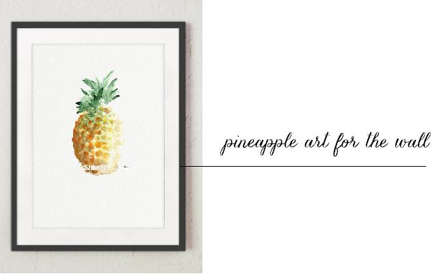 pineapple-painting