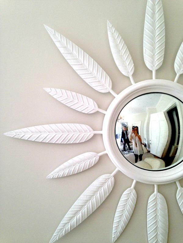 white-sunburst