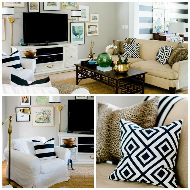 black-white-pillows
