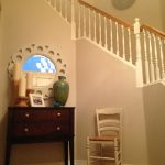 Give & Take: Jeri's Tall Foyer