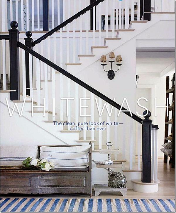 black-banister