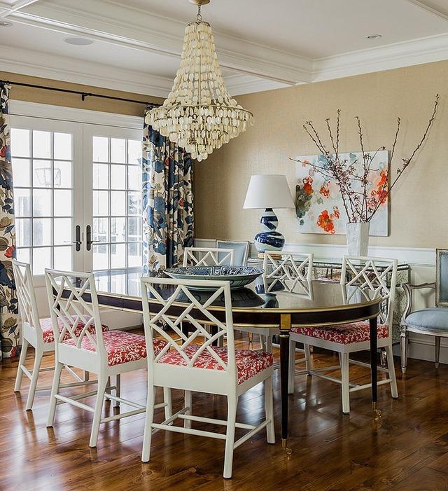 dining-room-beach house
