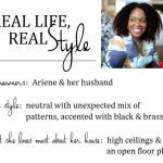 Real Life, Real Style: Ariene's House