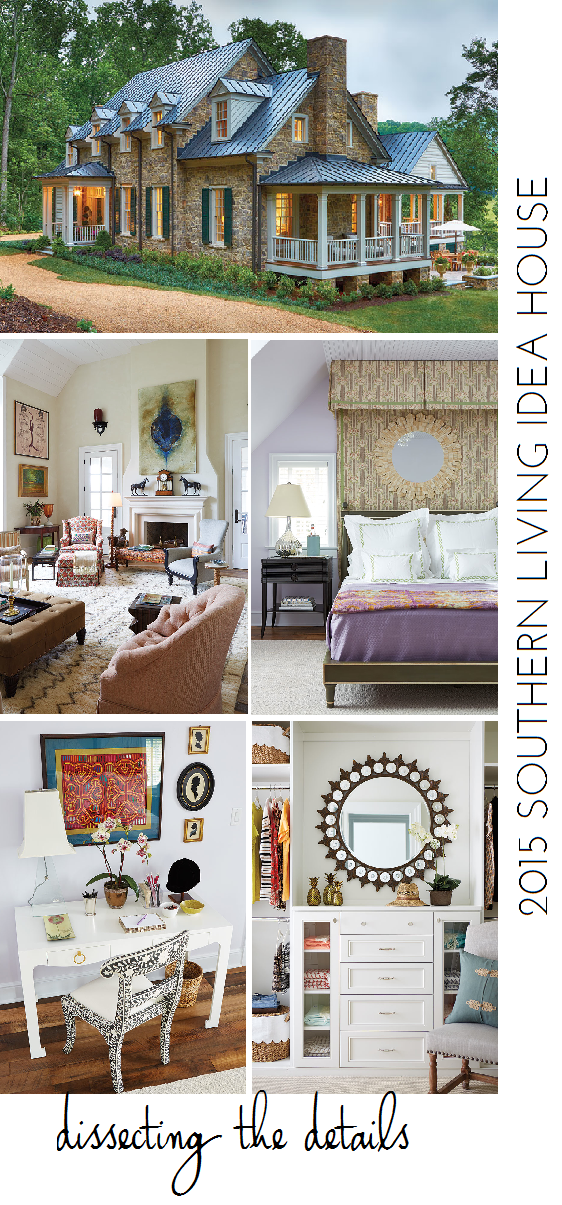 Southern Living Idea House 2012: Dissecting The Details: The 2015 Southern Living Idea