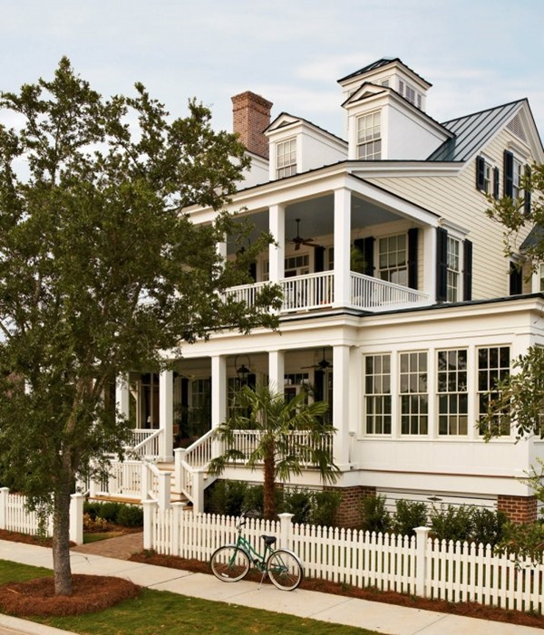 Southern home tours
