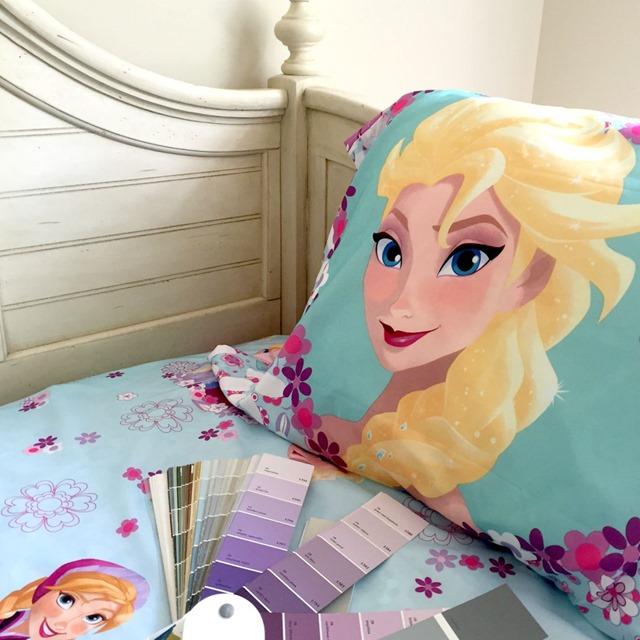 Frozen-girls-bedroom