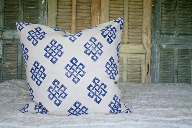 block-pillow