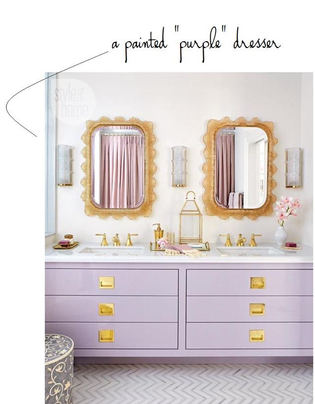 lavender-vanity