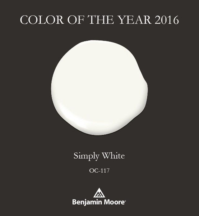 19 Color Trends 2017 Benjamin Moore Our House