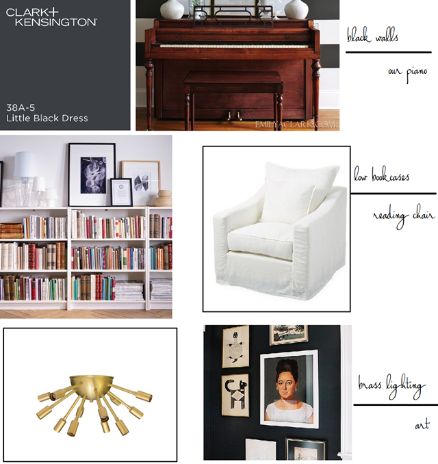 keeping room design plan