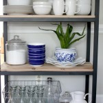 Adding Extra Shelving In Our Kitchen