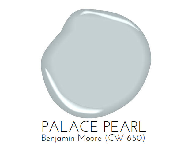 Palace Pearl Paint Color