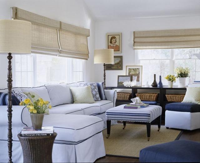 white-paint-living-room