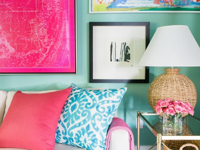 HGTV dream home colors