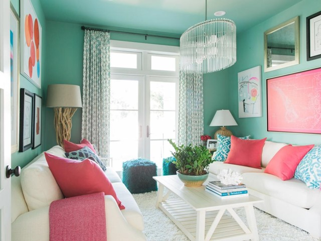 HGTV dream home media room