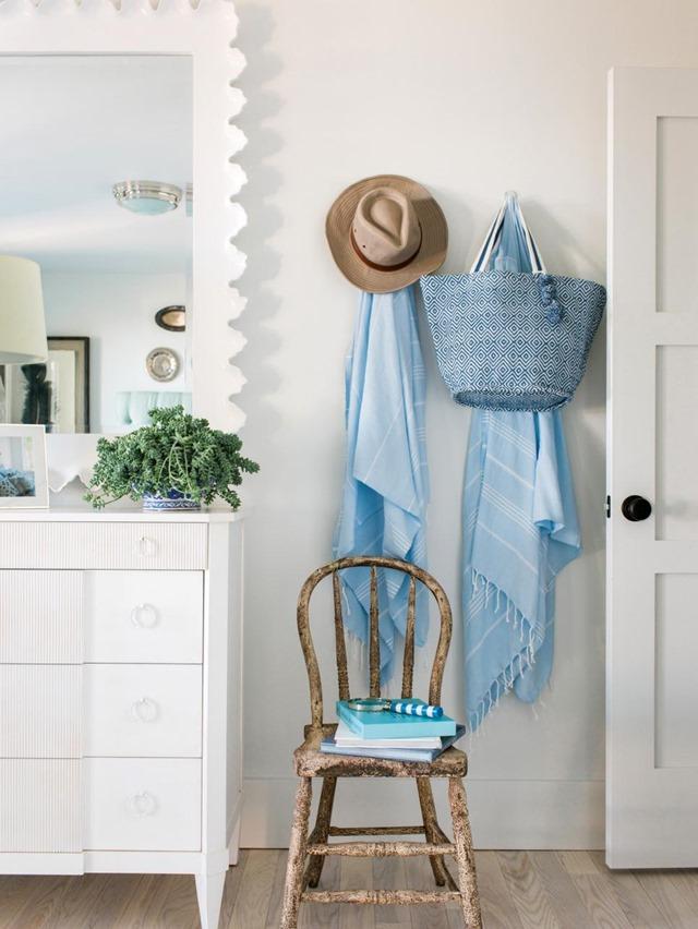 HGTV dream home bedroom styling