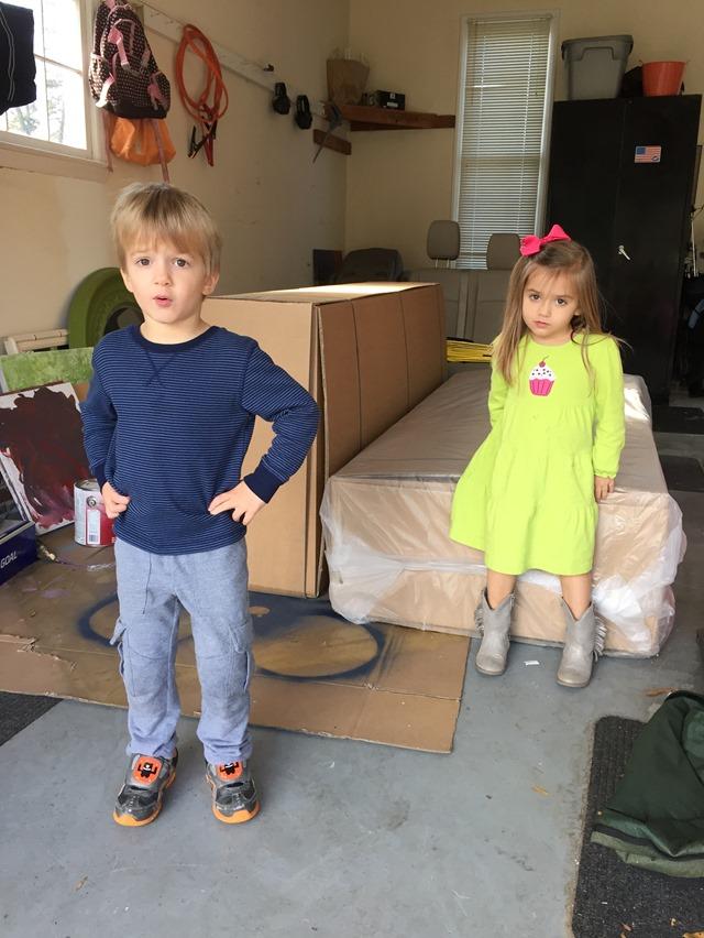 IKEA Ektorp delivery