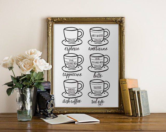 coffee_printable