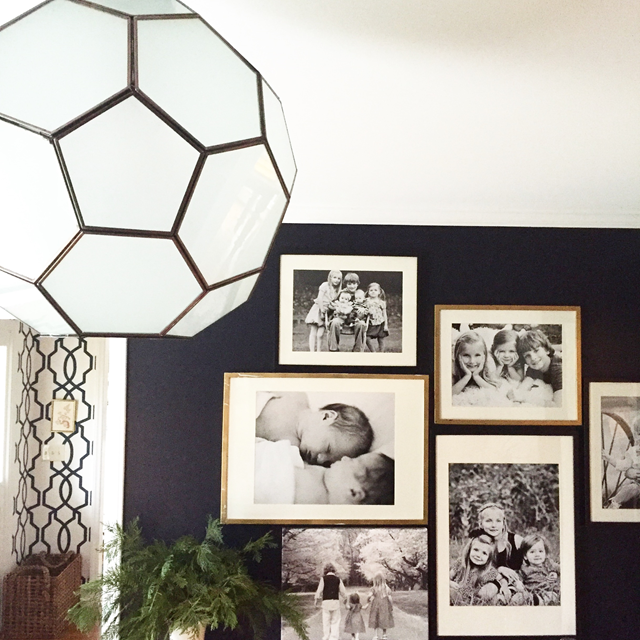 trending: hexagon home decor