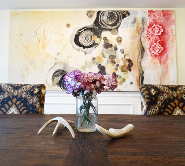 dining room styling
