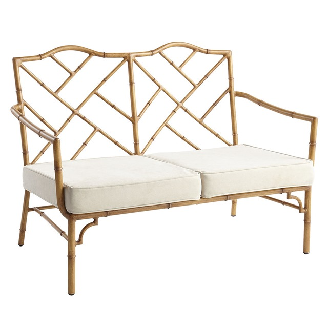 Pier 1's Bayan furniture collection (faux bamboo)