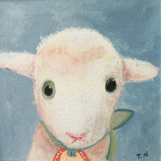 lamb_painting