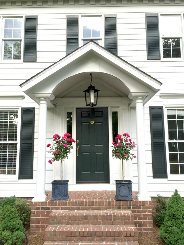 Better homes and gardens archives emily a clark for Small house front door ideas