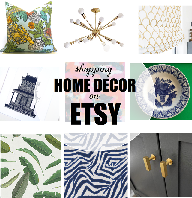 10 Etsy Home Decor Stores To Bookmark Emily A Clark