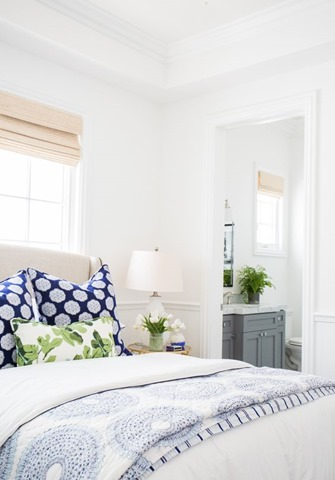 Dorm Room Inspiration Blue