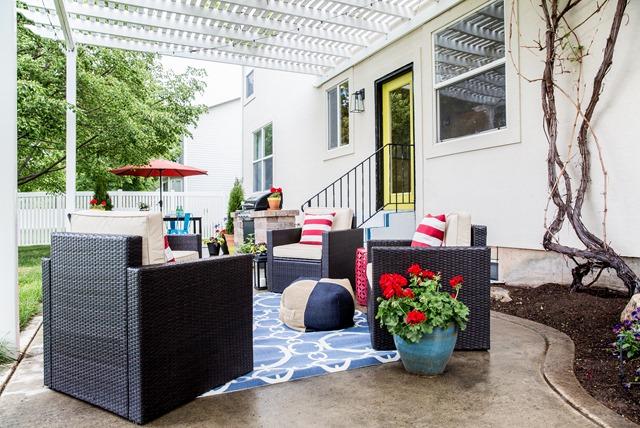 Lowe's outdoor patio furniture