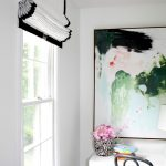 Cordless Roman Shades (Girls' Bedrooms)