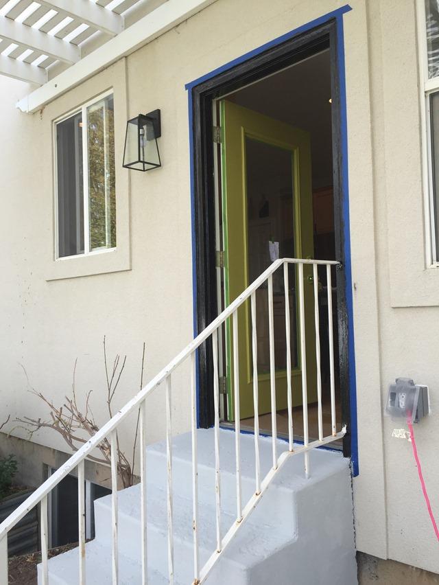 Diy Painted Concrete Steps Emily A Clark