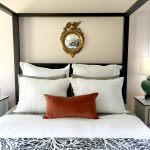 Our Master Bedroom Bedding Mix