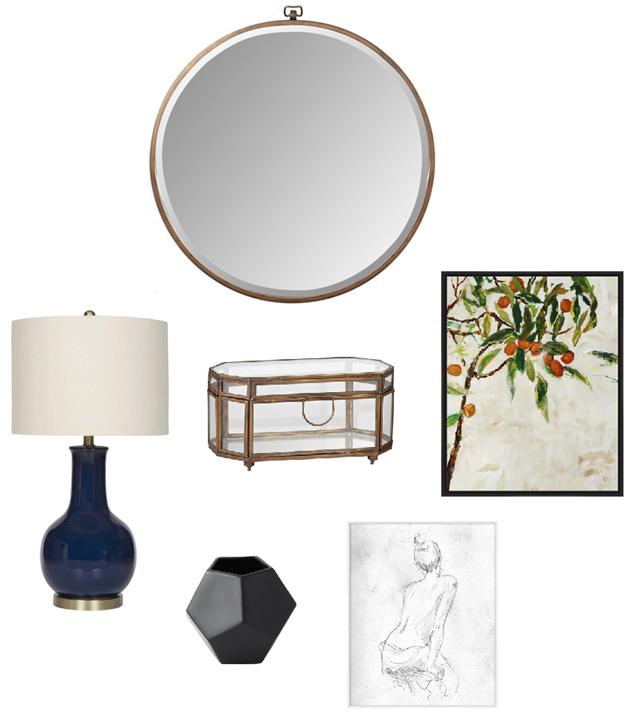 dresser accessories