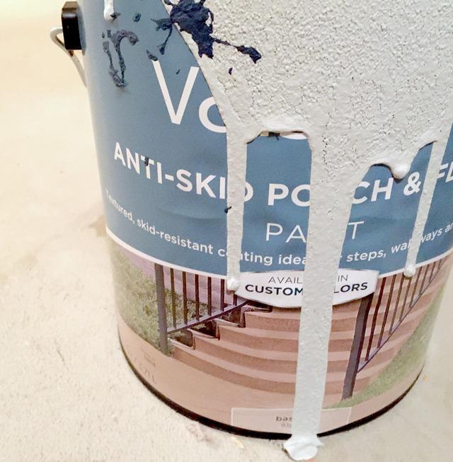 valspar porch paint