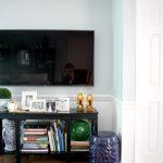 Decorating Under/Around Our TV