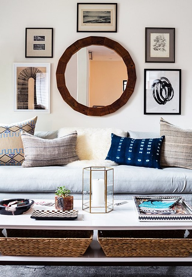 round_mirror_gallery_wall