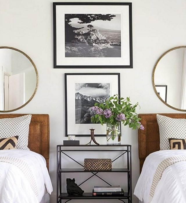 If You're Going To Buy One Thing For Your Walls ... on Mirrors Next To Bed  id=68523