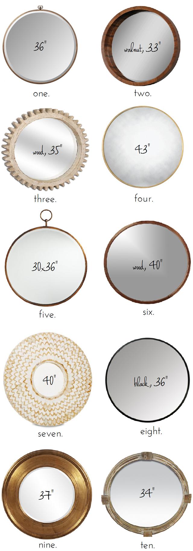 round_mirrors