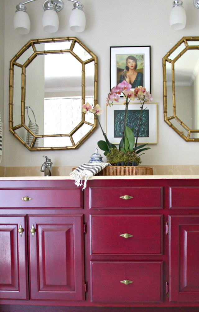 can you paint bathroom cabinets bathroom archives emily a clark 22854