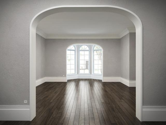 The Empty Throne Room
